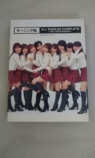 Morning娘 All Single Completed 2CD+DVD