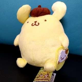 【全新】布丁狗布甸狗毛公仔 Sanrio pompompuri