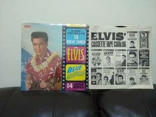 Elvis Presley 14 Great Songs lp黑膠唱片美國版