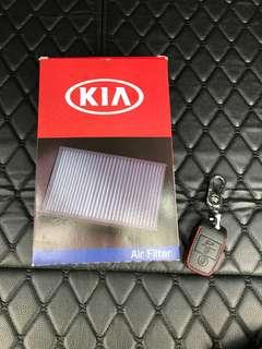 KIA Original Air filter