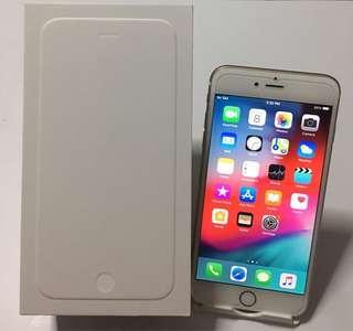 iPhone 6 Plus 128GB Full Set Gold