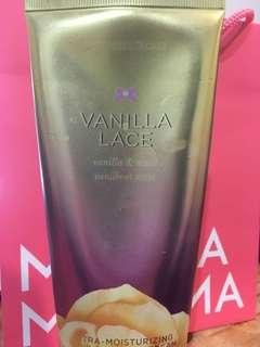 Victoria Secret Lotion - Vanilla Lace