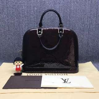 💯% Authentic LV Alma