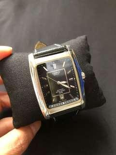 Casio beside unisex quartz watch