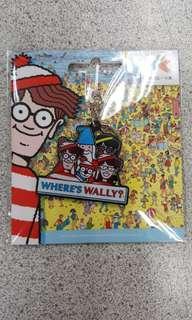貨到付款【現貨】Wally威力一卡通 Wally威力造型一卡通 鑰匙圈一卡通 捷運卡火車卡公車卡