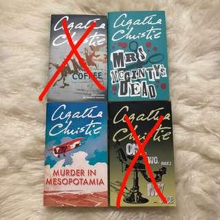 Assorted Poirot - Agatha Christie