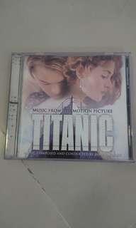 Titanic 鐵達尼號 CD