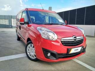 Opel Combo MT(Long Wheelbase)