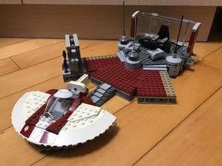 Lego 9526 Palpatine's Arrest 件