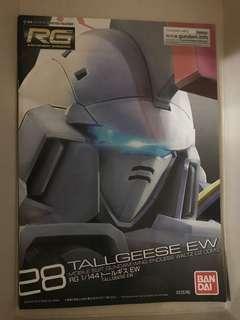 Bandai RG 1/144 OZ-00MS Tallgeese EW
