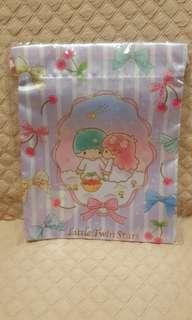 Sanrio Little Twin Star索繩袋 包平郵📮