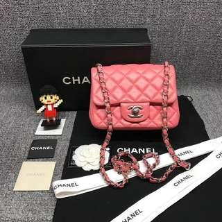 💯% Authentic Chanel Mini Flap Bag