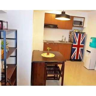 For Assume Balance 2 Bedroom Fully Furnished Condo in Bonifacio Global City BGC Fort Victoria