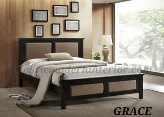 Brand new Queen bed frame Grace