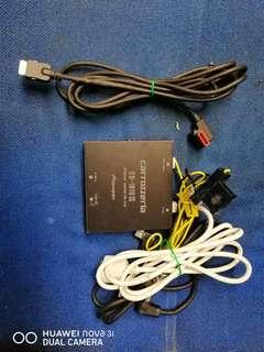 Carrozeria Ipod Antena Gps