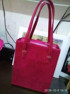 #octosale - Handbag Fuschia