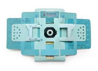 手攜/便攜/摺紙顯微鏡 Handheld Microscope (可放大140倍)