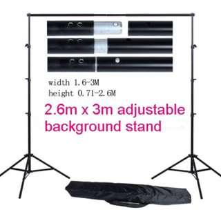 photo booth photo studio backdrop stand background stand for photo booth portrait photography