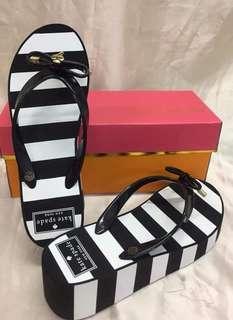 katespade wedge slippers