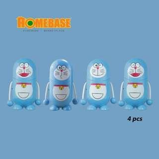 HOMEbase- Mini USB Fan- DO-RE-MON x 4