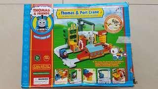 Thomas and Port Crane