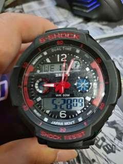 🚚 S-Shock手錶