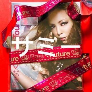安室奈美惠 NAMIE AMURO『Past Future Tour 2010』(🇯🇵日本Blu-ray盤) 銀テープ フルサイズ1本付