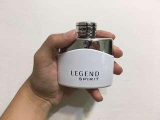 🚚 萬寶龍 傳奇白朗峰淡香水(含運)