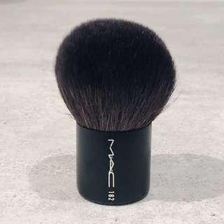 Used once - Authentic MAC 182 Kabuki Buffer Makeup Brush