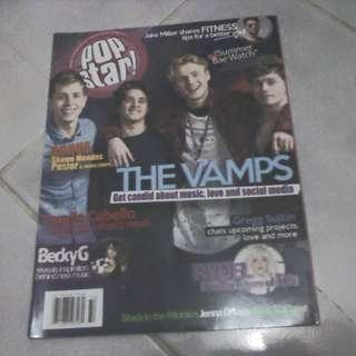 the vamps magazine