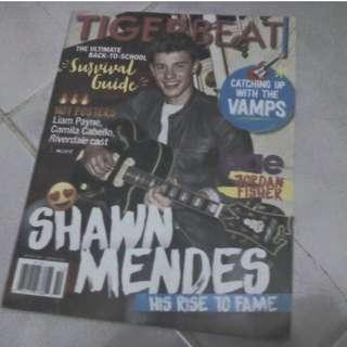 shawn mendes magazine