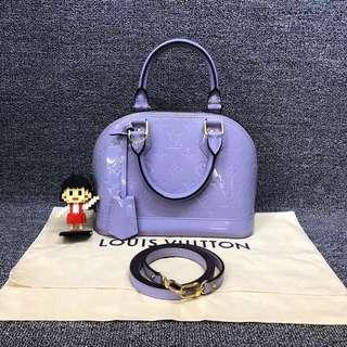 💯% Authentic LV Alma BB