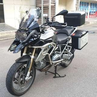 BMW R1200GS Reg Date 04/02/2016 Mileage 20,000km still going. 2 Owners.