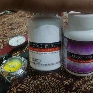 Luxxewhite Enhanced Glutathione Members Price 1490 Non Member 2980