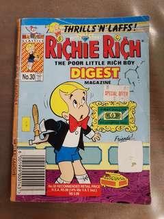 Richie Rich No.30