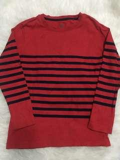 Uniqlo sweater 4-6y