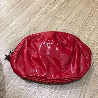 Agnès B Cosmetic Bag