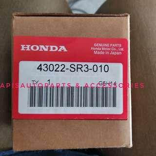 REAR BRAKE PAD ORIGINAL HONDA