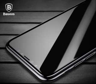 IPhone XS Tempered Glass Baseus