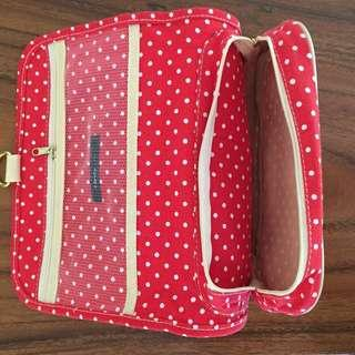 Candy Cosmetic / Toiletry Pouch