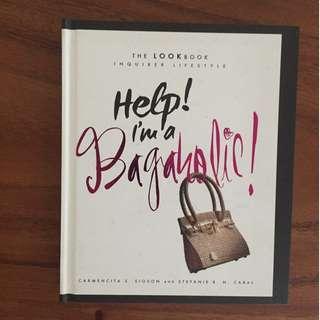 Help! I'm a Bagaholic! Book