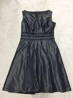 Dark Gray Formal Dress for Women (Size10 or M)