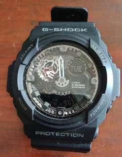 *Repriced* Casio G-Shock (GA-300-1A) Metallic Shadow
