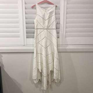 Mercer Fan Dress