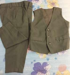 Pre-loved formal clothes for kids 4-6yrs old