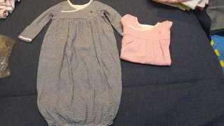 Polo Ralph 0-3個月夾衣裙