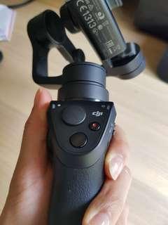 DJI OSMO mobile Handheld Stablized Gimbal