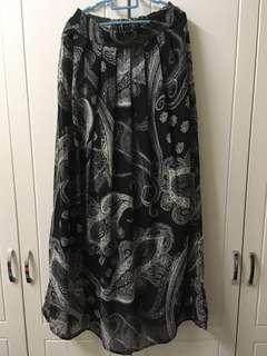 Floral Skirt #MY1010