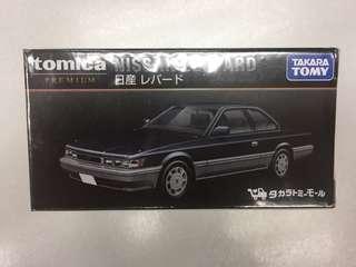 日版 TOMICA Premium Nissan Leopard / 日產