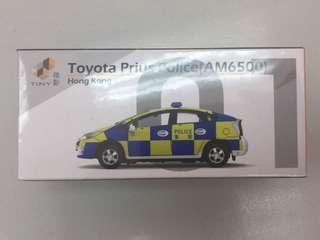 Tiny 微影 01 Toyota Prius Police AM6500 / 警察 交通